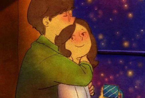 Un abbraccio dato al momento giusto non ha prezzo