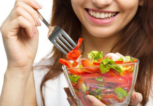 mangiare in modo sano
