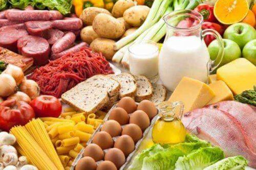 per avere occhi sani è importante seguire una dieta salutare