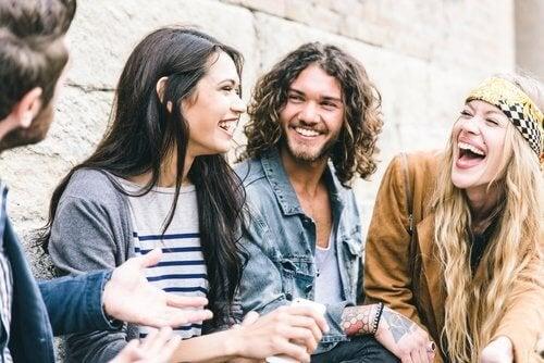 Benefici della risata