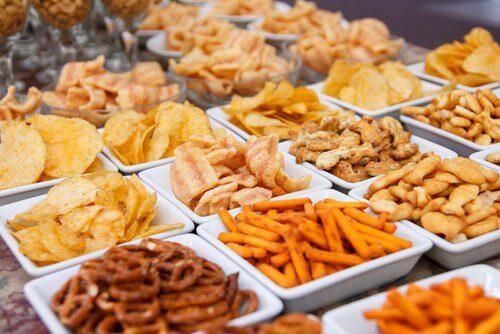 Mangiare troppi fritti