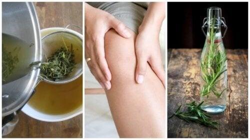 Combattete i dolori articolari con antinfiammatori naturali