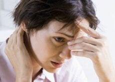 donna-angosciata frullato antristress