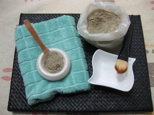maschera-argilla