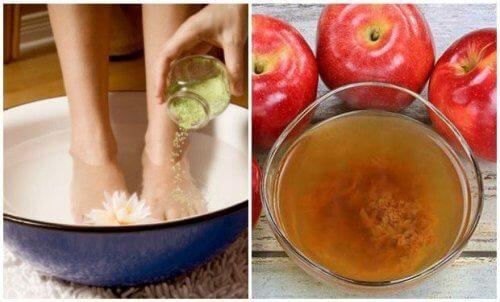 Trucco per eliminare in un mese i germi e le cellule morte dai piedi