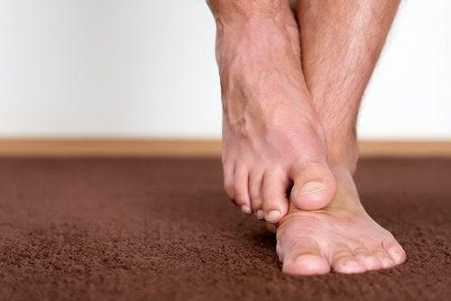 Eliminare in un mese cellule morte dai piedi