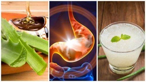 Combattere i sintomi della gastrite con un semplice rimedio naturale