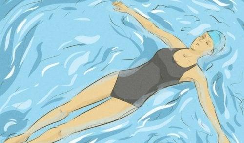 Ecco come il nuoto aiuta a migliorare la salute