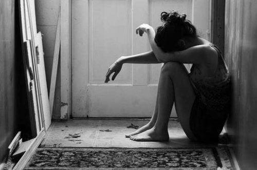 tristezza e disperazione