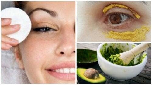 6 trucchi di bellezza per attenuare le occhiaie