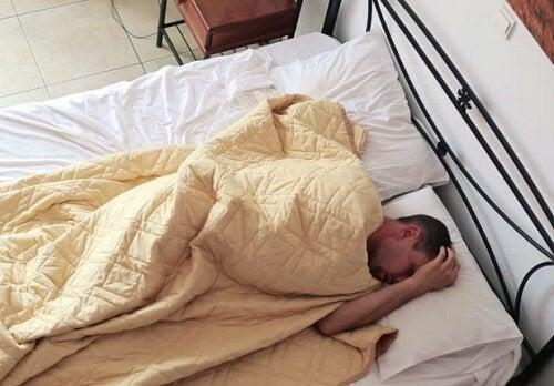 conseguenze del diabete - disturbi del sonno