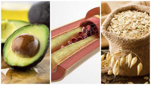 8 alimenti per regolare i trigliceridi alti