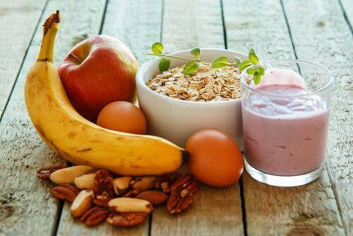 Frutta e cereali