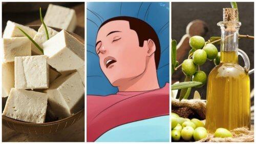 Smettere di russare grazie a 7 alimenti