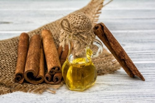l'olio alla cannella è ricco d benefici per la salute