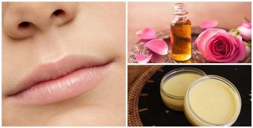 Come preparare una crema per attenuare le rughe del contorno labbra