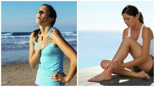 7 situazioni in cui non conviene fare esercizio fisico