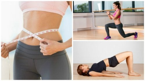 Perdere centimetri dal girovita? Fatelo con questi esercizi