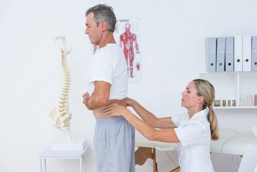 I problemi della schiena