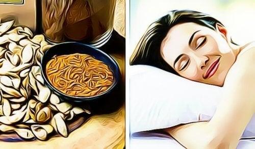 Scoprite perché i semi di zucca aiutano a dormire meglio