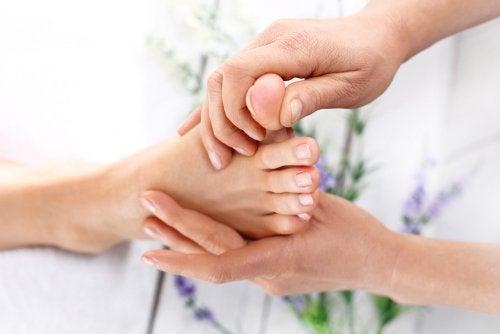 6 zone del corpo che converrebbe massaggiare