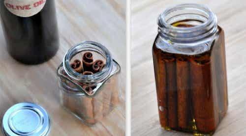 Olio terapeutico alla cannella: preparazione e benefici