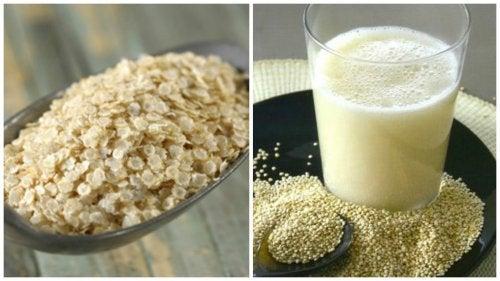 Latte di quinoa. Scoprite la ricetta e i suoi benefici