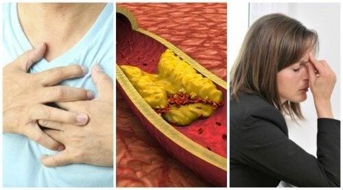 Ipercolesterolemia: 10 sintomi da non ignorare