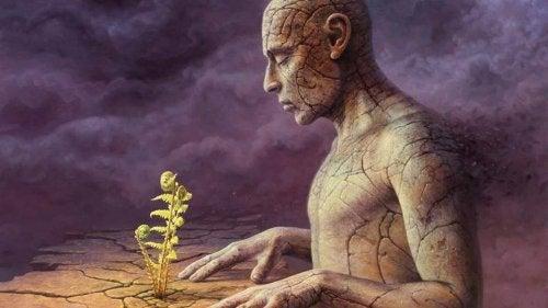 voglio smettere di pensarti perché continui a crescere nella mia mente