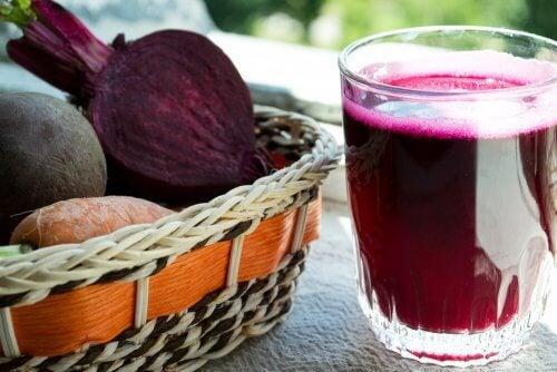 Nutrienti della barbabietola, scopritene 7