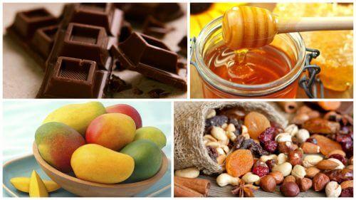 7 alimenti energetici che non possono mancare nella dieta