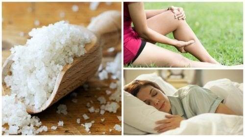 I 10 benefici del sale marino per il corpo