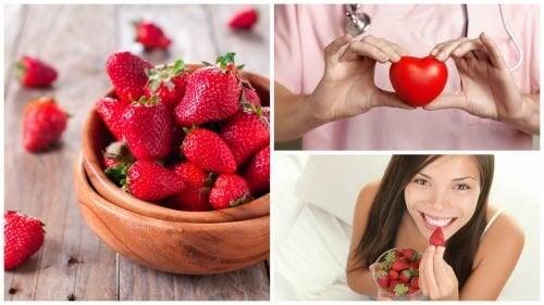 Benefici delle fragole: eccone 8 imperdibili