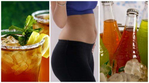 State cercando di perdere peso? Evitate queste 6 bibite