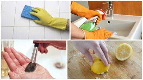 7 oggetti da disinfettare tutti i giorni