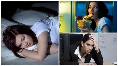 Cosa accade se non dormiamo abbastanza?