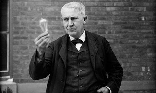 Edison superò i fallimenti