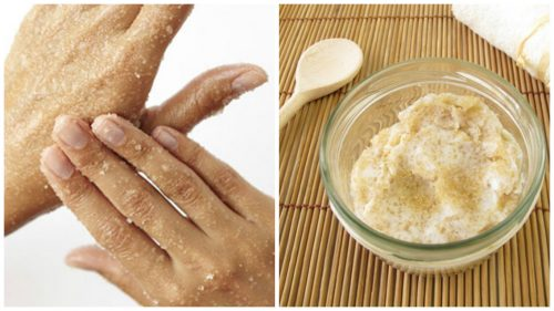 Scrub per le mani ecco come prepararne uno perfetto