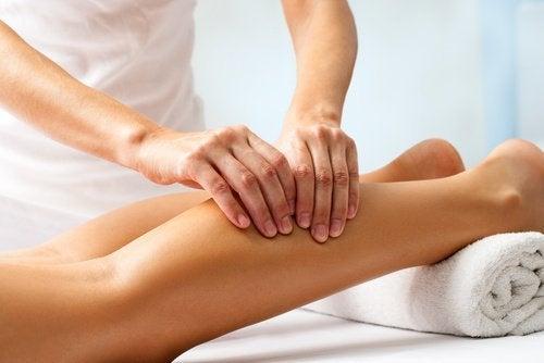 massaggi per la salute dei muscoli