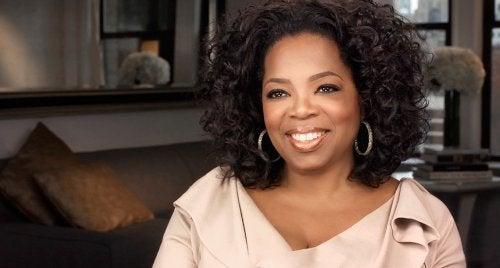 Oprah Winfrey e il successo