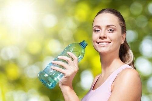 Programma detox per eliminare i liquidi in poche ore