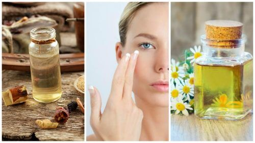 6 oli essenziali per ridurre le rughe del contorno occhi