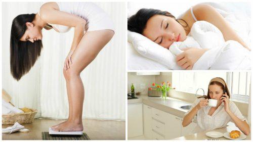 6 abitudini mattutine che fanno aumentare di peso