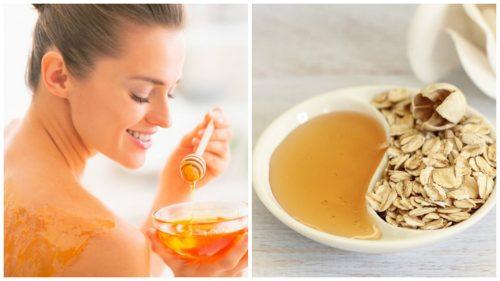 4 rimedi a base di miele per attenuare le rughe