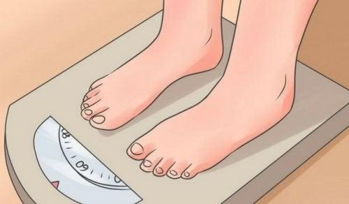 quando il corpo brucia le riserve di grasso