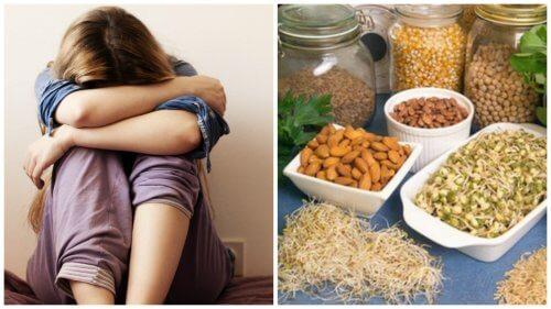 6 carenze nutrizionali che possono causare depressione
