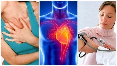 7 gravi complicazioni a causa dell'ipertensione