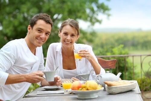 accelerare metabolismo con la colazione