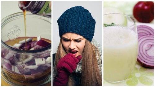 La cipolla contro la tosse: 5 facili rimedi