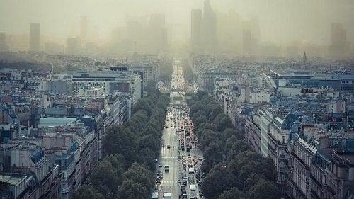perdere la voce per inquinamento ambientale